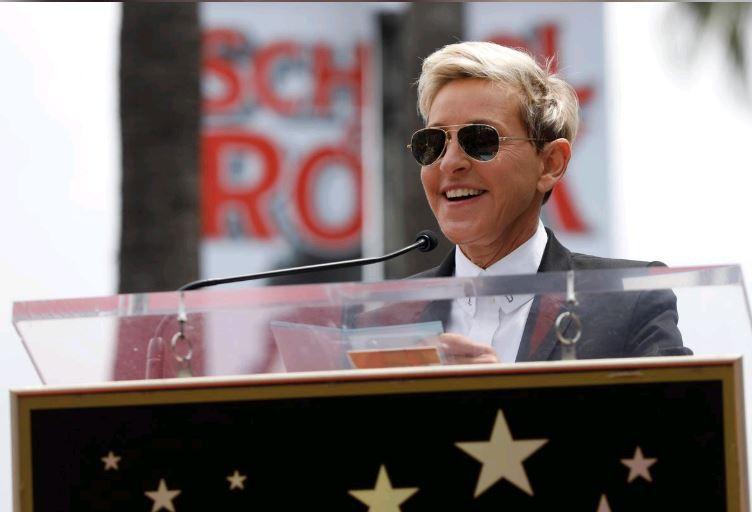 Ellen DeGeneres to get Golden Globe lifetime award for television work