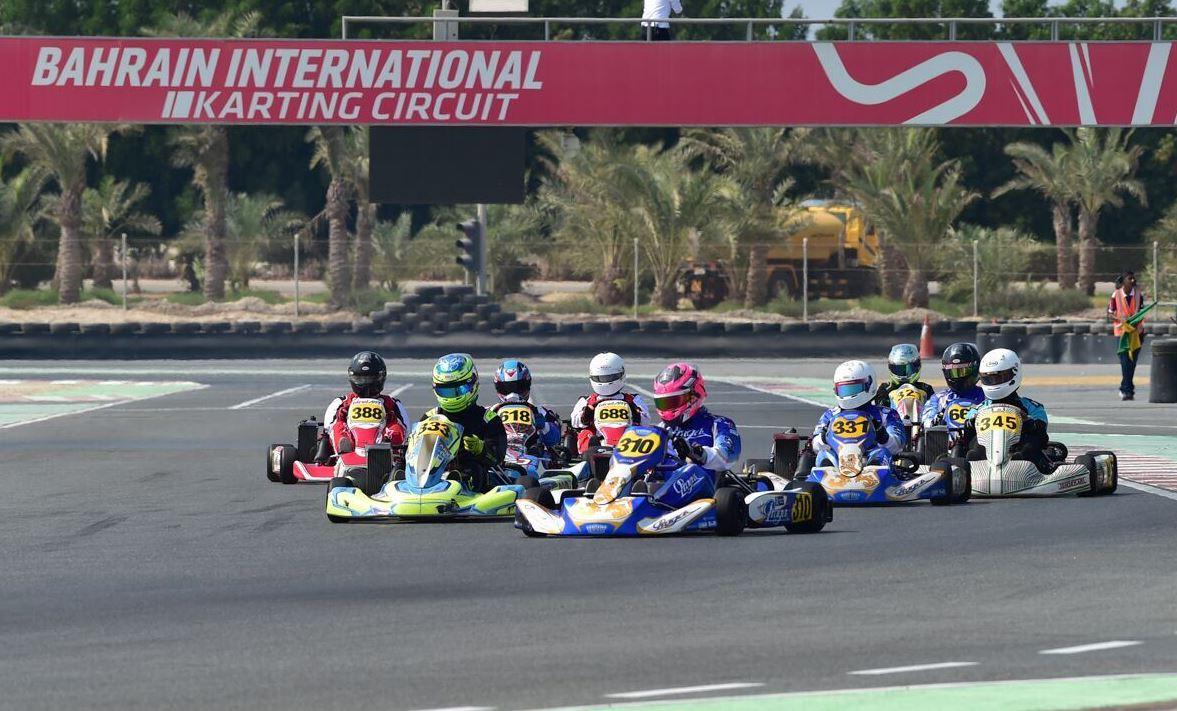 BIKC hosts thrilling second round in National Karting Sprints