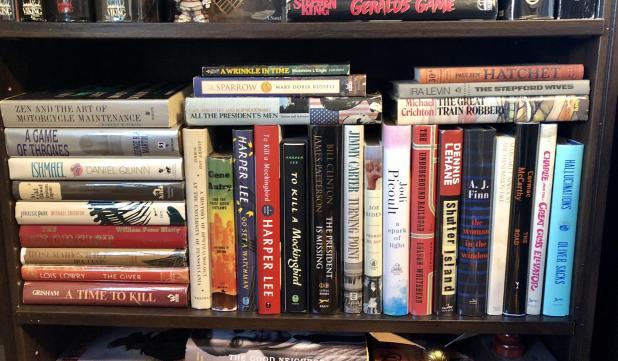 GDN Reader's View: Joy of books