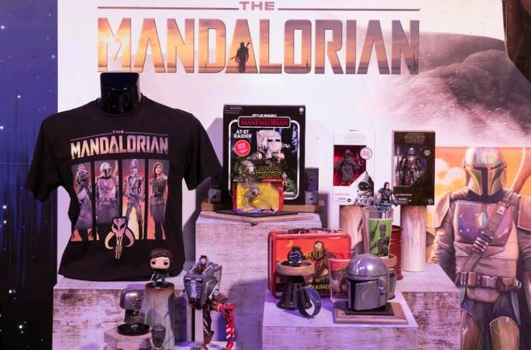 Disney takes 'Star Wars' to streaming with 'Mandalorian'