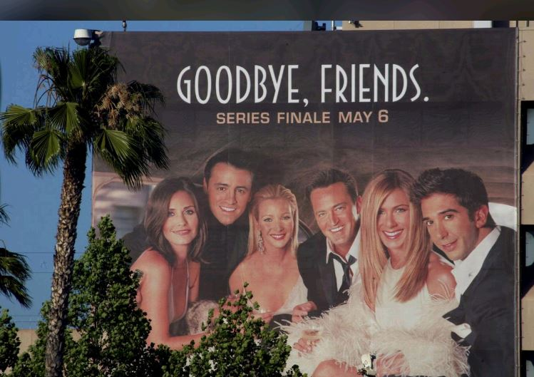 'Friends' reunion special could be headed for HBO Max