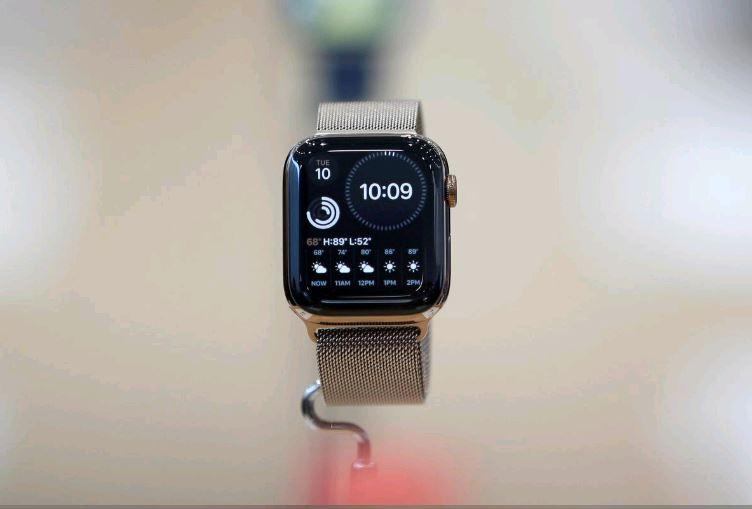 Apple watch detects irregular heartbeats in US study