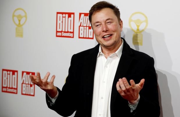 German automation talent powers Musk's battery move to Europe
