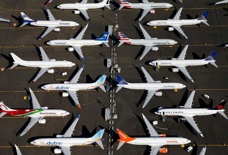 Boeing says timing of 737 MAX return in hands of regulators