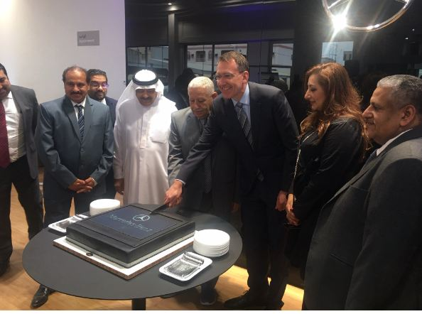 Newly-renovated Mercedes-Benz service centre unveiled