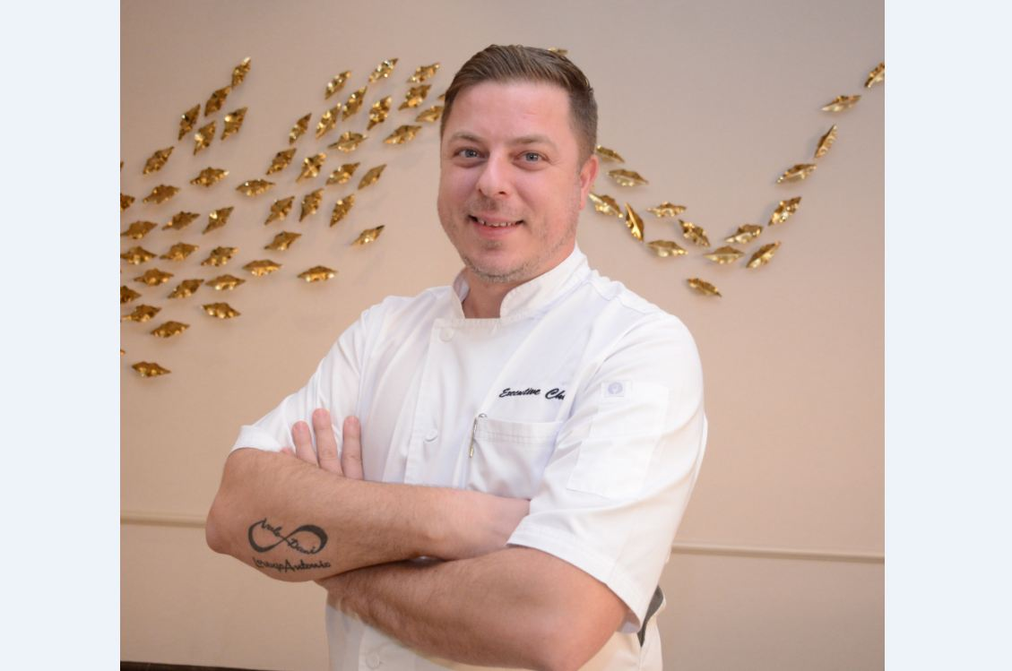 New executive chef at Mövenpick Hotel Bahrain