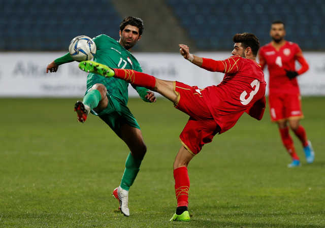 Bahrain in goalless draw with Iraq in World Cup qualifier