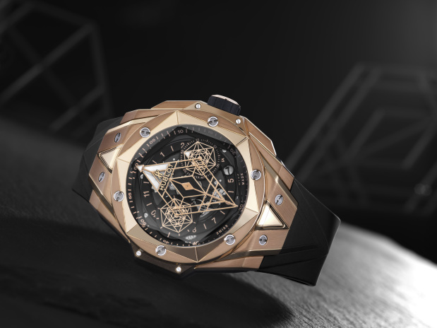 Hublot unveils collection of iconic watches