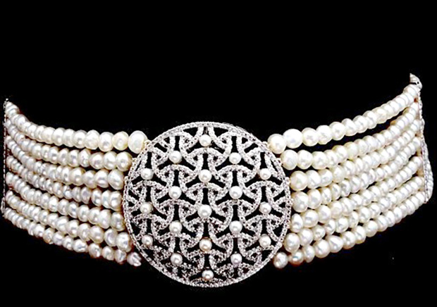 Timeless treasures from Al Hashimi Pearls...