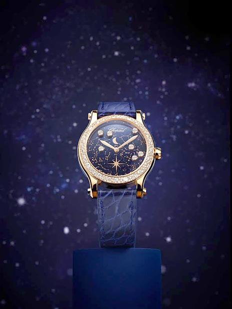 Chopard's Happy Moon a masterpiece for women