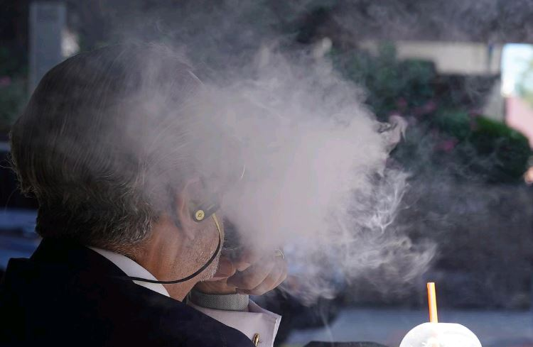Trump says ban of some flavored e-cigarette products could lead to illegal sales