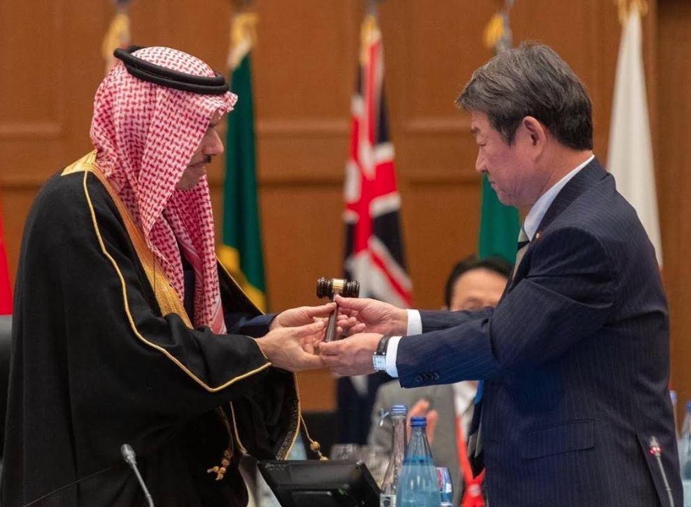 Saudi takes over G20 Summit presidency