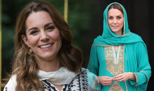 British Royal writes personal thank you note to Pakistan designer for tour outfits