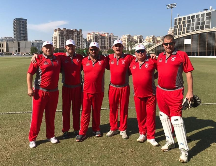 New Red Crickets team takes a step down memory lane