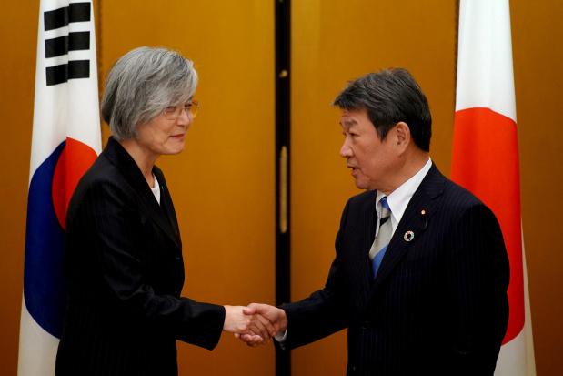 South Korea, Japan in fresh spat over intelligence deal