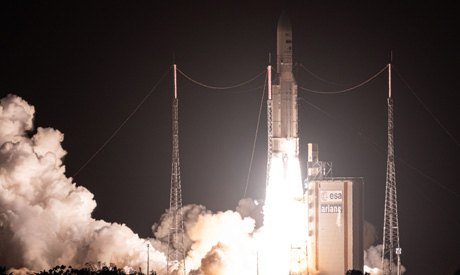 Egypt's Tiba 1 satellite launched successfully into orbit
