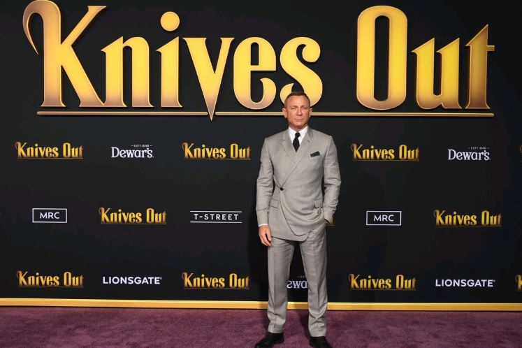 'Knives Out': a whodunit set in contemporary America