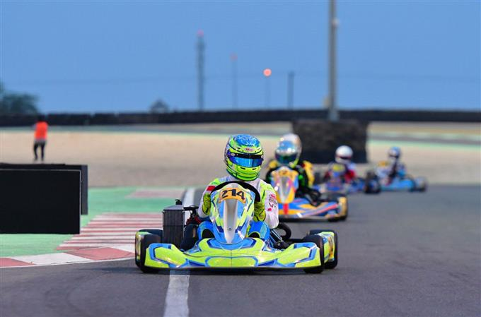 Karting Sprint Championship set for exciting third round