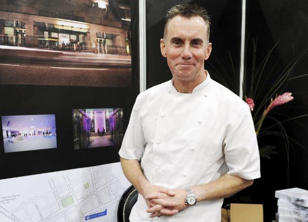 British celebrity chef Gary Rhodes dies suddenly at 59