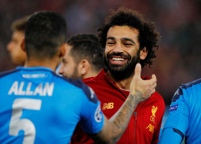 Liverpool and Napoli left with work to do after Anfield draw
