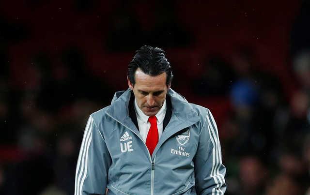 Arsenal sack Emery and name 'invincible' Ljungberg as interim boss