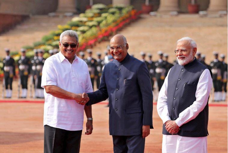 India announces $400 million loan for Sri Lanka, in support of new president