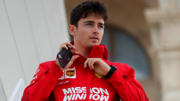 Brazilian GP collision won't happen again says Leclerc