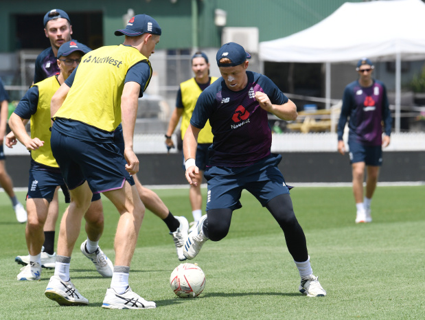 England hopes hinge on Root