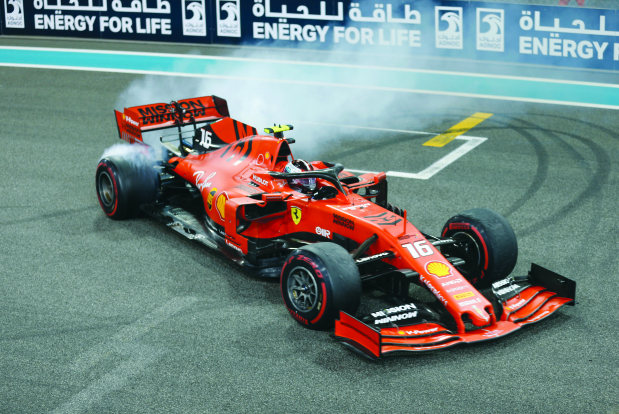 Ferrari fined in fuel row