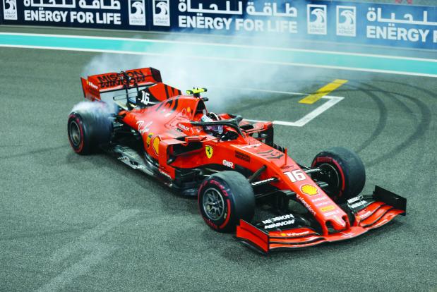 Ferrari fined in fuel row