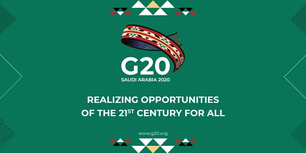Saudi launches 2020 G20 website and twitter account