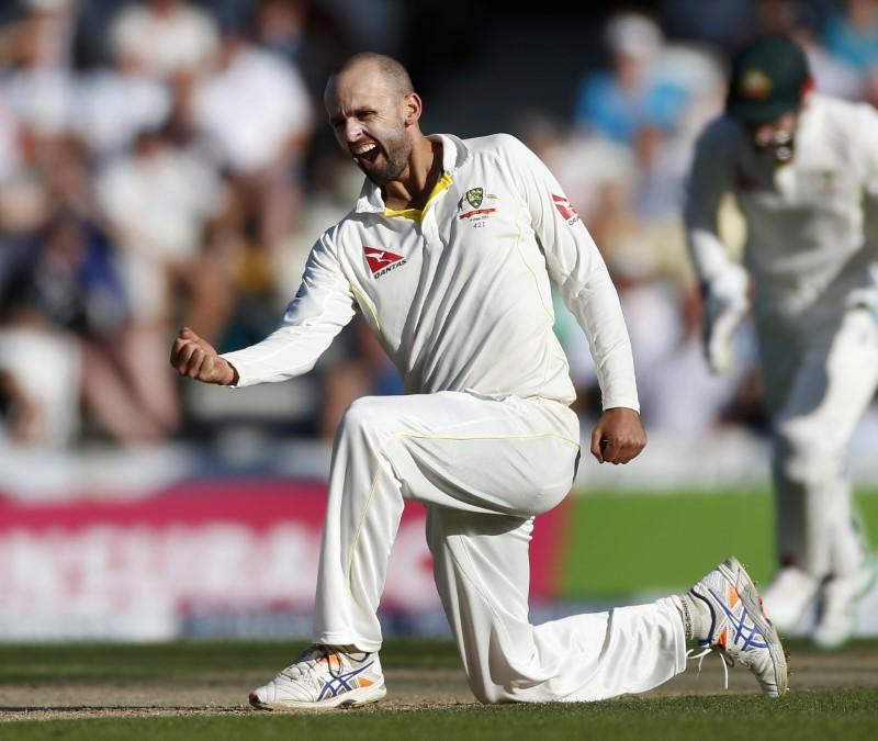 Lyon spins Australia to victory over Pakistan