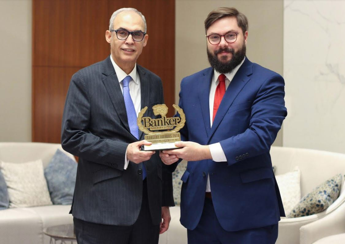 CBB Governor receives Lifetime Achievement Award