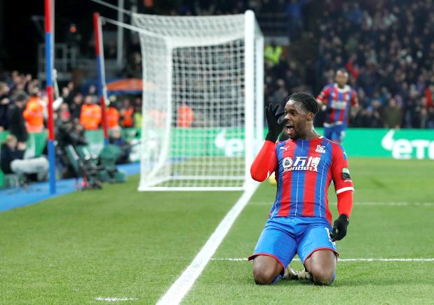 PREMIER LEAGUE: 10-man Crystal Palace prevail