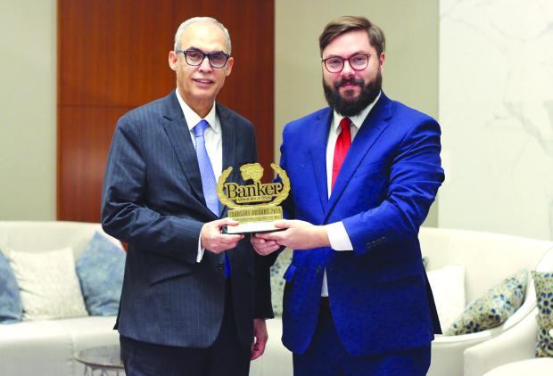 Top award for CBB Governor