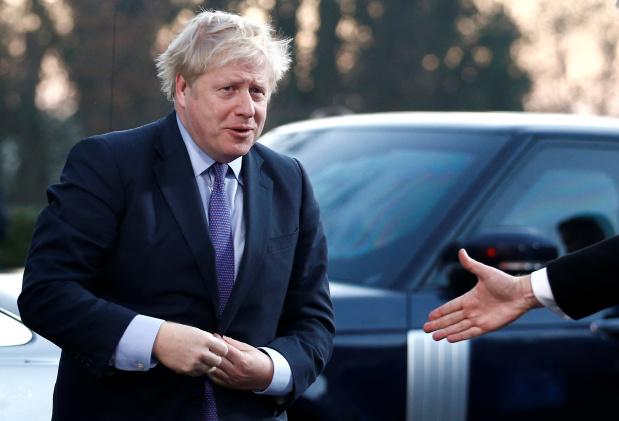 Britain's Johnson backs digital tax despite Trump's ire