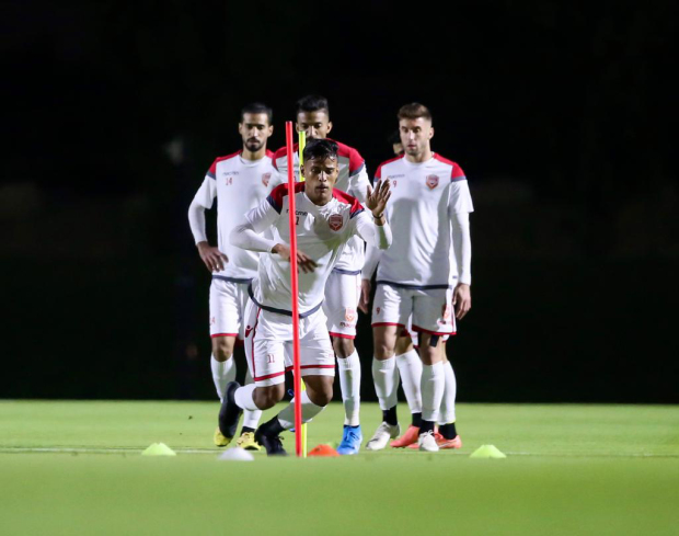 GULF CUP: Bahrain set for special mission
