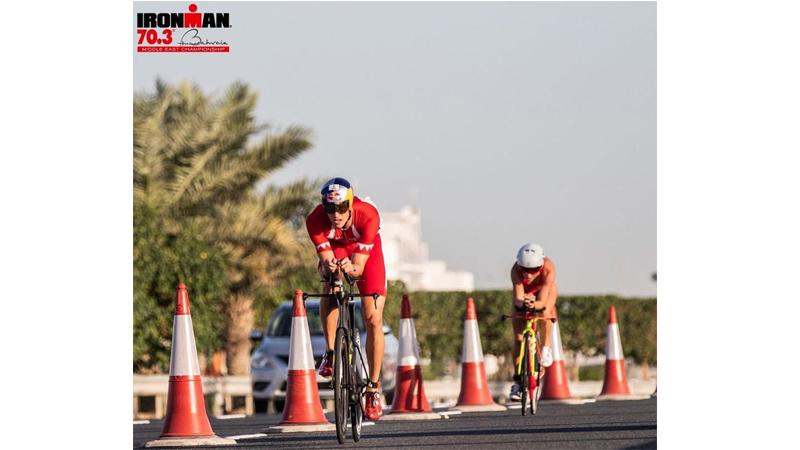 IRONMAN: Bahrain to witness 'interesting races'