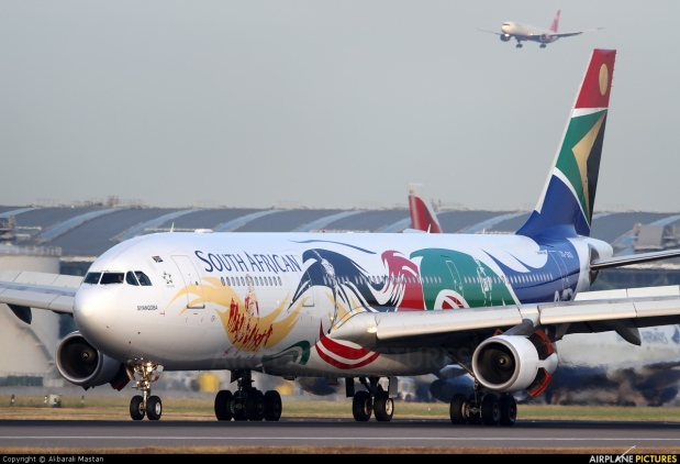 South Africa makes last-ditch effort to save state airline