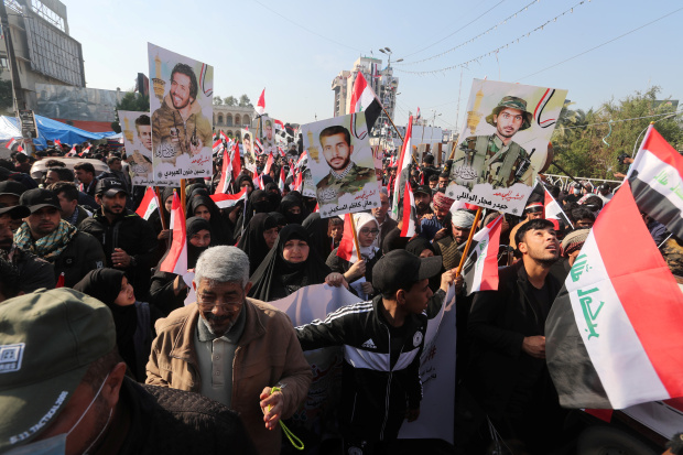 Iraq's Sistani says new PM must be chosen without foreign interference