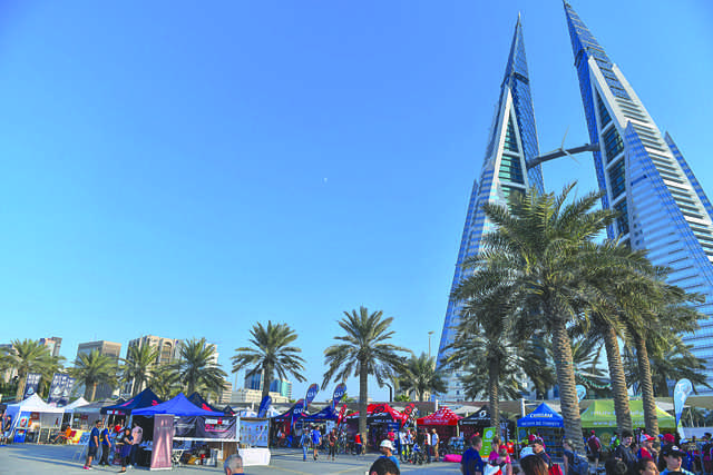 Star athletes eye Middle East Ironman title