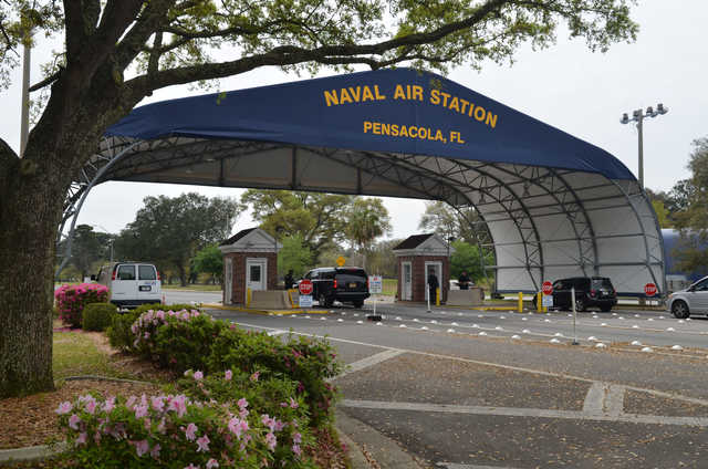 Four die in US base attack