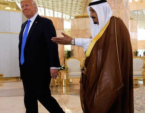 Saudi king orders security services to cooperate with U.S. in probe of Florida shooting