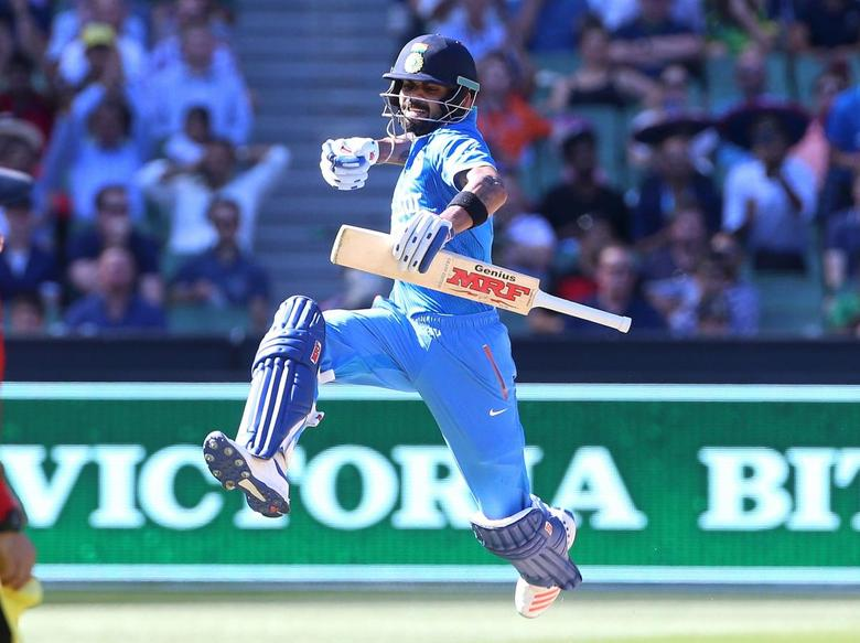 Kohli leads India to easy T20 win over West Indies