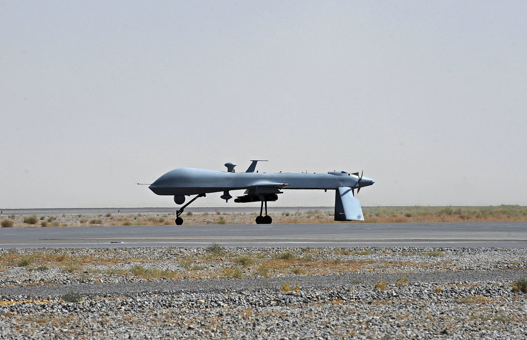 US says drone shot down by Russian air defences near Libyan capital