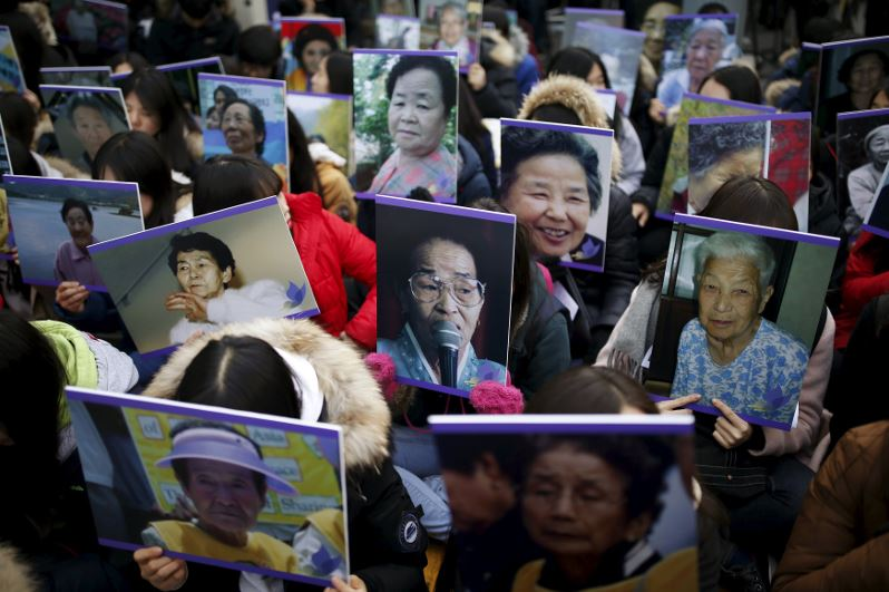 Official documents shed light on Tokyo's role in 'comfort women'