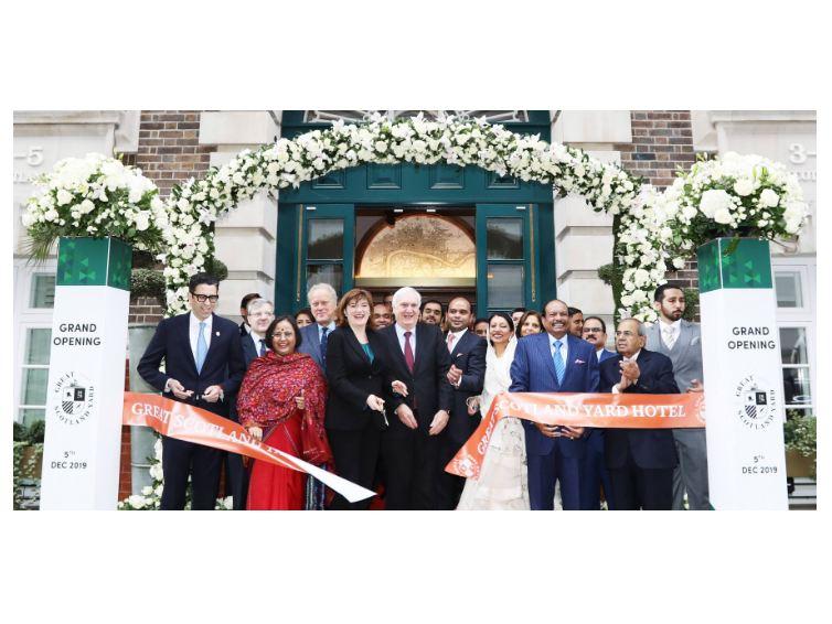 Great Scotland Yard hotel in London opens tomorrow