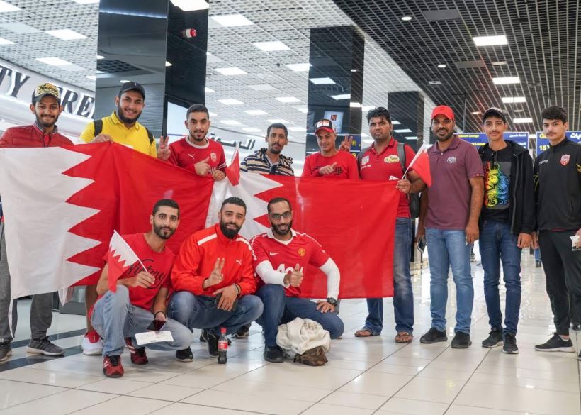 Gulf Air flies 1,900 Bahraini fans to Qatar for Gulf Cup finals