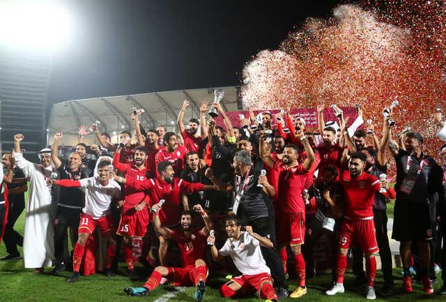 Bahrainis claim maiden Gulf Cup