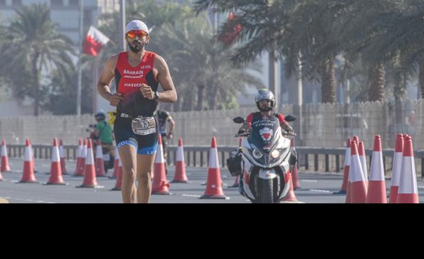 Shaikh Nasser thanks King for honouring the Ironman event